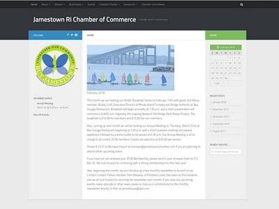 Go to Jamestown Chamber of Commerce (JCC)