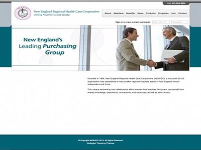 Go to New England Regional Health Care Cooperative (NERHCC)