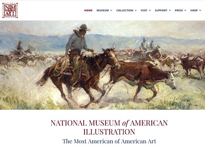 Go to National Museum of American Illustration