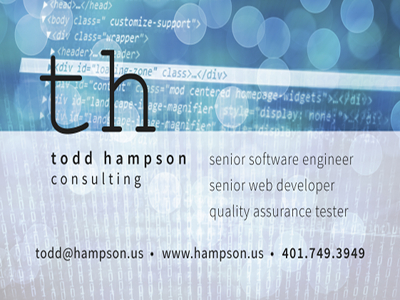 hampson.us Tutoring/Training