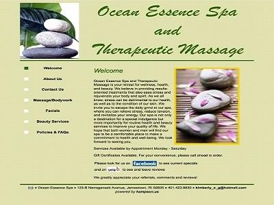 Ocean Essence Spa