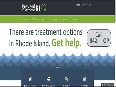 Go to Prevent Overdose, RI