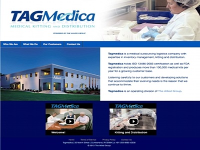 Tagmedica Medical Kitting and Distribution